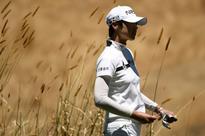 Korean Park has clubhouse lead at U.S. Women's Open