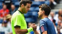 Del Potro and Halep enter US Open quarterfinals