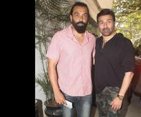 Sunny and Bobby Deol to share screen space in Hindi remake of 'Poshter Boyz'
