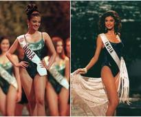 Celebs who were beauty queens