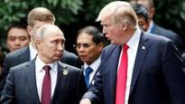 Putin, Trump discuss Israel-Palestine peace process over phone call