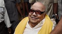 Karunanidhi alleges bid to break DMK-Congress alliance