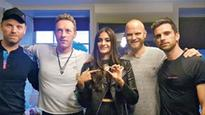 Sonam Kapoor gets all access to Coldplay concert in London