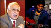 Arijit Singh to croon a song penned by Kabil Sibal