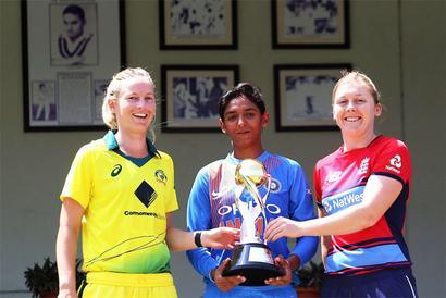 India women take on Australia in T20 tri-series opener