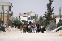 Intensifying fight for Aleppo chokes civilian population