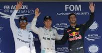 Hungarian GP: Rosberg snatches pole position