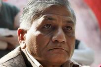 Need to have dialogue with people of Kashmir: V K Singh