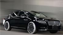2017 Lincoln Continental Replaces Lackluster MKS