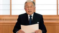 Panel report supports letting Japan's emperor abdicate