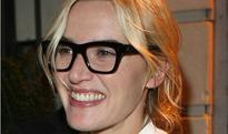 Specsy Kate Winslet hits the town as newly-married Mrs Rocknroll