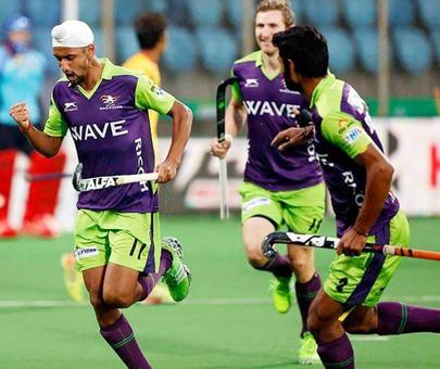 HIL: Brilliant Waveriders spank UP Wizards