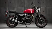 Triumph launches new Bonneville range