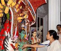 Durga Puja keeps West Bengal CM Ma..