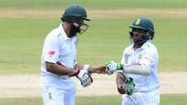South Africa v/s England: Amla, Bavuma put Proteas in driving seat after early morning 'scare'