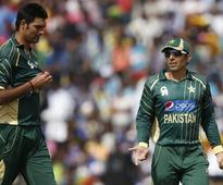 Cricket-Pakistan captain Misbah banned due to slow over rate