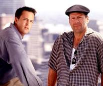 Did Bruce Willis Guest Star on Friends Because He Lost a Bet to Matthew Perry?