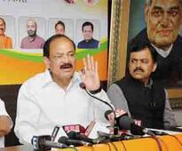 Venkaiah Naidu asks US to condemn Indian techie's killing