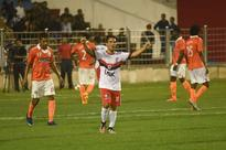 Durand Cup 2016: DSK Shivajians register historic win by defeating Sporting Clube de Goa 2-1