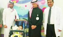 KASCH successfully conducts first liver transplant on infant