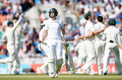 Ashes: 'A Battle of the Flaws'