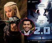 Dear Karan Johar, Rajinikanth and Akshay Kumar's 2.0 is NOT Asia's most expensive film, this Chinese film is