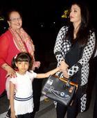 Aishwarya Rai's fun time with daughter