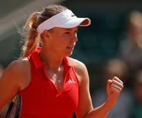 French Open 2017: Caroline Wozniacki defeats Svetlana Kuznetsove to reach quarter-finals at Roland Garros