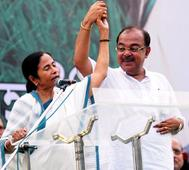 Mayor Sovan Chatterjee in Mamata's cabinet: Is it legal?