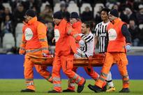 Out-of-contract Caceres leaves Juventus