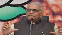 Yashwant Sinha delegation genuinely serious about its business in Kashmir: Saifuddin Soz