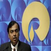 Ambani addresses shareholders, Reliance falls 1%