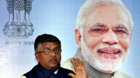 IT-sector added 6 lakh jobs in last three year, no downturn in employment: Ravi Shankar Prasad
