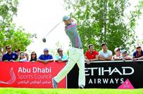 Kaymer shows his prowess in Abu Dhabi