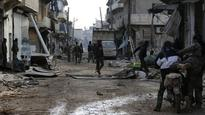 Syrian and allied troops advance in besieged Aleppo