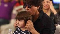 Shah Rukh Khan: Fortunate AbRam is born for 'lovedom'