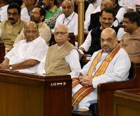 At the stroke of midnight: A look into the GST session of Parliament
