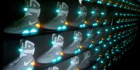 Nike's 'Back To The Future' Sneakers Score Big For Charity