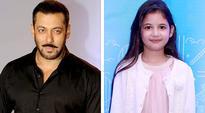 Salman Khan teams up with Bajrangi Bhaijaan co-star Harshaali Malhotra again