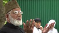 Solution to Kashmir lies in India adhering to UN resolution: Hurriyat chief Geelani