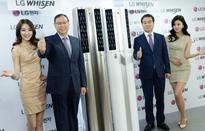 [Photo News] LG rolls out new air conditioners