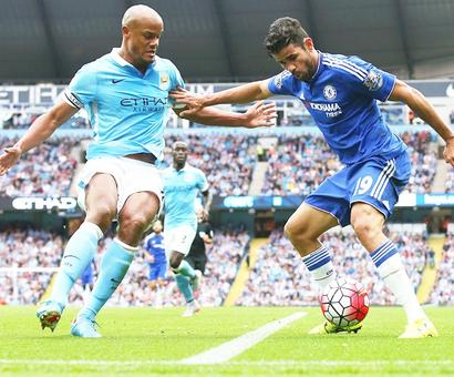 Chelsea v Man City: Lip-smacking FA Cup tie on the cards