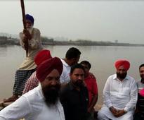 5th gen boatman evacuates last Gurdaspur village