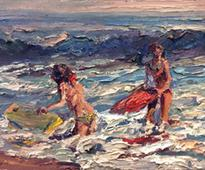 Exclusive Art Exhibit on Loan from Dawson Cole Fine Art Debuts at The Ritz-Carlton, Laguna Niguel October 25, 2016Even Though the Summer Sun Has Set, Summer Memories Last Forever at The Oceanfront Resort