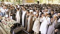 Family bids farewell to Abis Rizvi