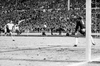 Sir Geoff Hurst reunited with key item on 50th anniversary of '66 win