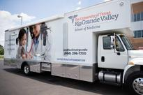 UTRGV and United Health Foundation Unveil Mobile Clinic to Deliver Health Care to Rio Grande Valley Communities