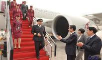 Chongqing opens direct flight to London
