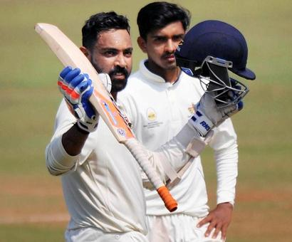 Ranji roundup: Mumbai facing huge defeat in 500th game