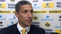 Hughton proud to keep Norwich up